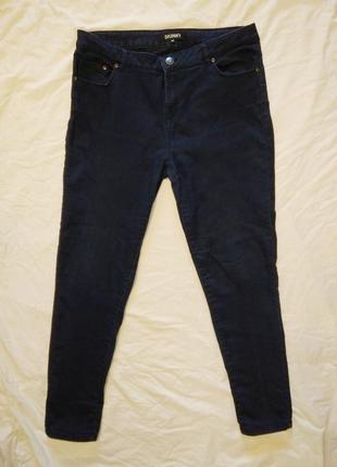 Синие джинсы летний катон