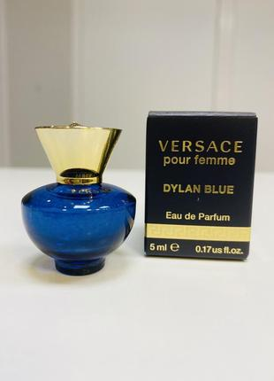 Миниатюра versace - dylan blue/оригинал.