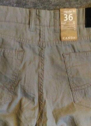 Новые льняные джинсы c&a 36 размер