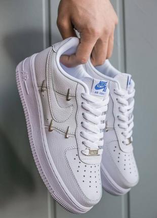 """Nike air force 1 """"mini swooshes"""""""