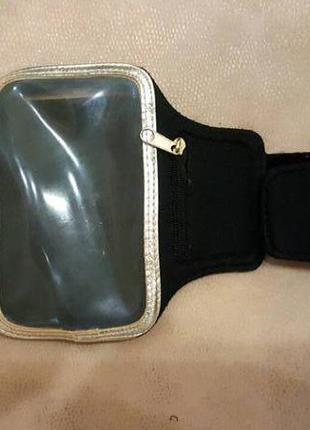 Чехол-браслет для телефона для занятий спортом
