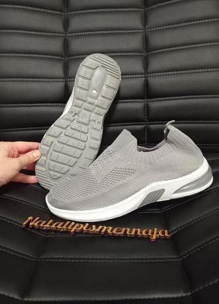 Текстильные кроссовочки!самая удобная обувь,гнутся и легкие!2 фото