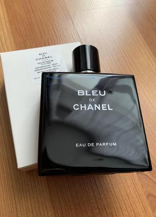 Мужские духи chanel bleu de chanel edp tester 100 ml.