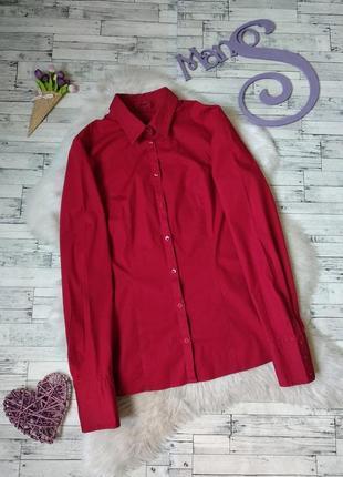 Рубашка красная hugo boss женская