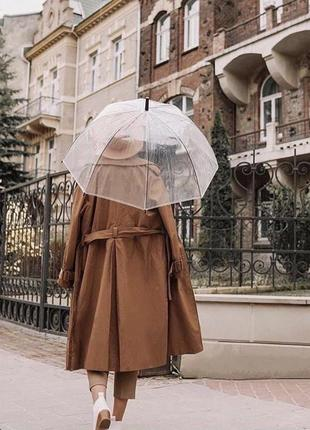 Прозора парасоля, прозрачний зонт, зонтик