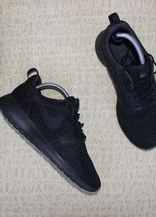 dda08a0b 39 25см nike легкие кроссовки сеточка roshe run пенка Nike, цена ...