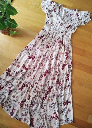 Роскошное платье миди patrons of peace