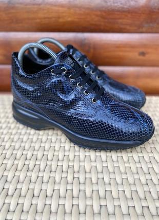 Hogan туфли кроссовки оригинал италия