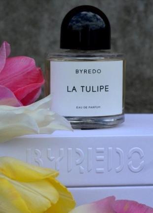 Byredo la tulipe буредо духи парфюм парфюмированная вода