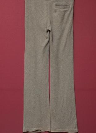 Gant рр s клешеные спортивные штаны, в стиле 2000х