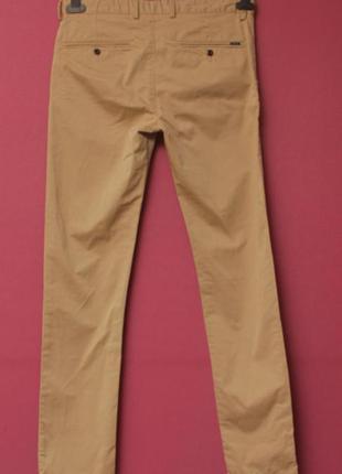 Gant рр 32 32 брюки из хлопка  зауженые