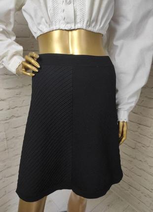 Трикотажная юбка а-силуэта от sandro р. s (8)