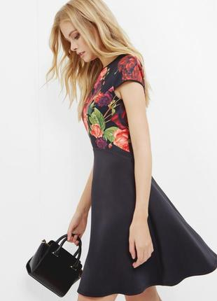Шикарное платье ted baker 2
