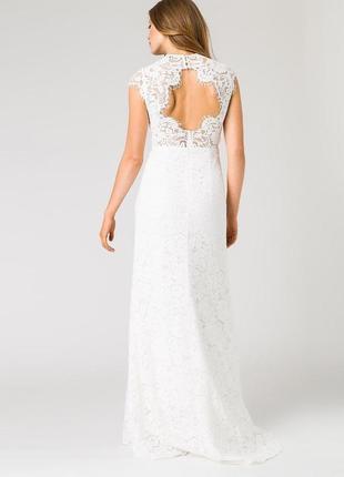 Свадебное платье ivy&oak р. 36