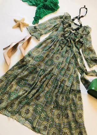 Обалденно красивое платье бренда liu jo.