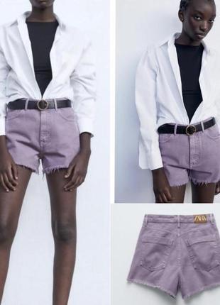 Новые шорты zara