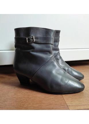 Шкіряні черевички 37 р.