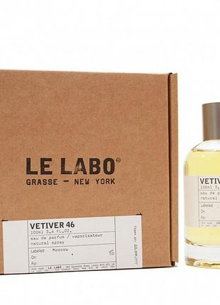 Le labo vetiver 46 (тестерorig.pack! ) edp 100 ml