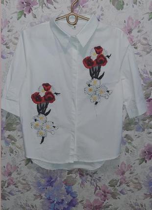 Рубашка новая с-м размер, цена 350 грн.