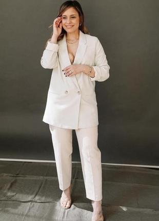 Двубортный пиджак жакет h&m xs-s новое поступление 2021