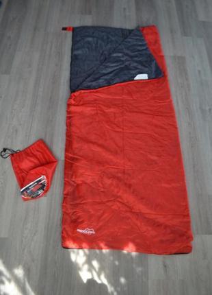 Тонкий летний спальник-одеяло ф. redcliffs в новом состоянии