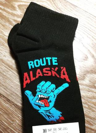 "Носки ""route alaska"""