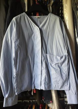 Рубашка с карманом