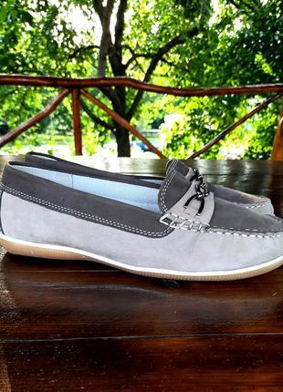 Padders кожанные туфли