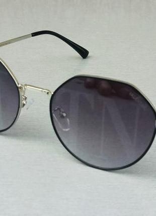 Valentino стильные женские солнцезащитные очки линзы с логотипом с легким зеркальным напылением