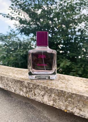 Zara gardenia, духи zara, парфуми zara. женские духи zara