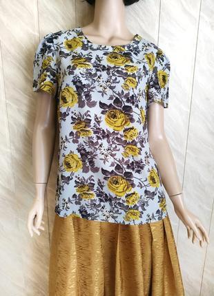 Шикарная блуза фирмы oasis