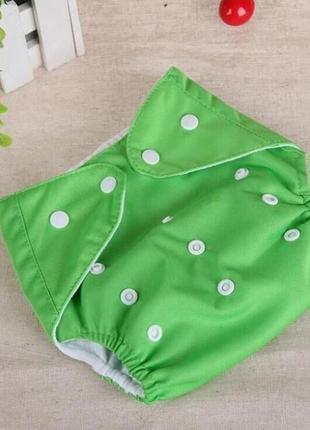 Многоразовые подгузники тм qianquhui с карманом