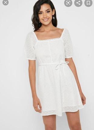 Нежное платье прошва miss selfridge