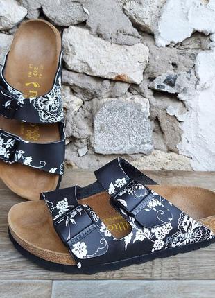 Birkenstock papillio arizona сланцы сандали шлёпанцы размер 37 оригинал ортопеды