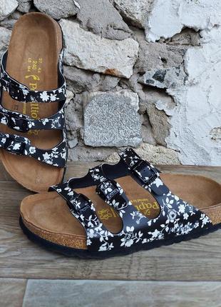 Birkenstock papillio florida сланцы сандали размер 37 оригинал шлепанцы