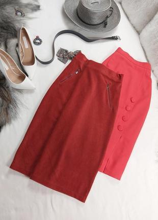 Очень красивая вельветовая юбка