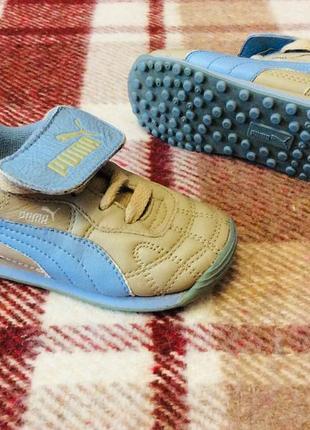 Дитячі кросівки puma ( оригинал ) детские кроссовки