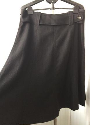 Тёплая юбка sela, р.50(на 46европ.)