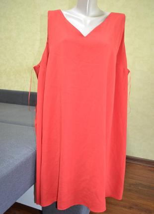 Новое платье  батал