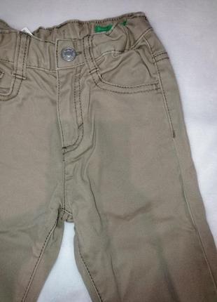 Брюки джинсы скини 92/98