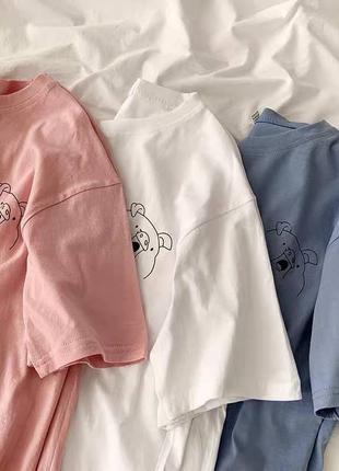 Коттоновые футболочки