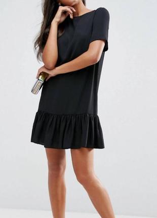 Шикарное лёгкое платье