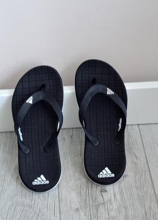 Женские шлепки (вьетнамки) adidas, (р. 38)