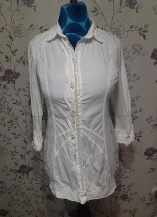 Люкс!!! блуза от знаменитого дизайнера
