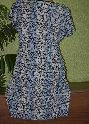 Нарядное платьице в мелкий рюш от бренд onni nicole2 фото