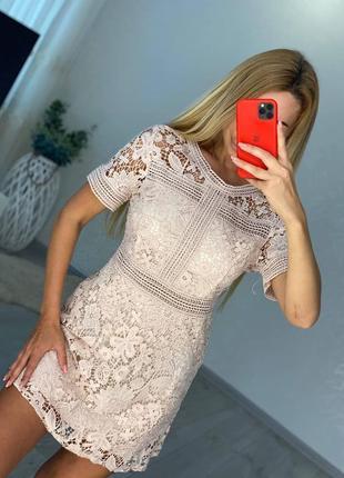 Очень нежное платье5 фото