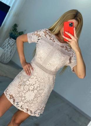 Очень нежное платье8 фото