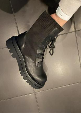 Ботинки на платформе2 фото