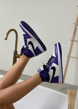🌸 женские кроссовки nike air jordan 1