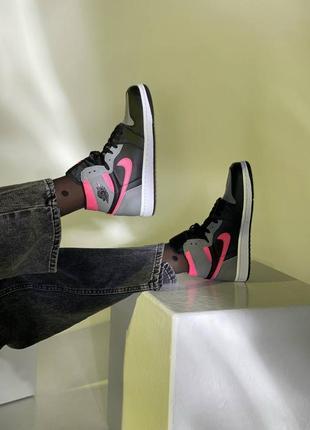 🌸 женские кроссовки nike air jordan